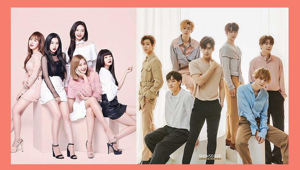 los grupos de kpop mas populares