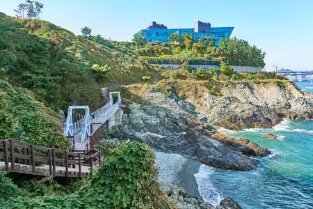 Isla de Dongbaek Seom, lugares turisticos de corea