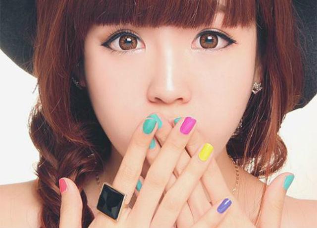 aquillaje coreano productos,idols,kpop,moda coreana,
