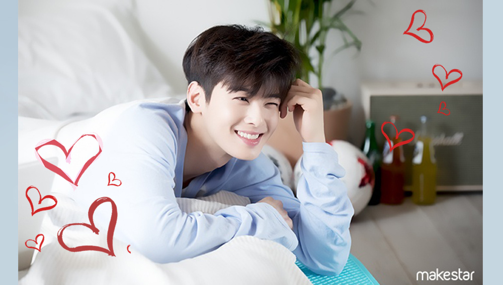 astro cha eun woo wallpaper