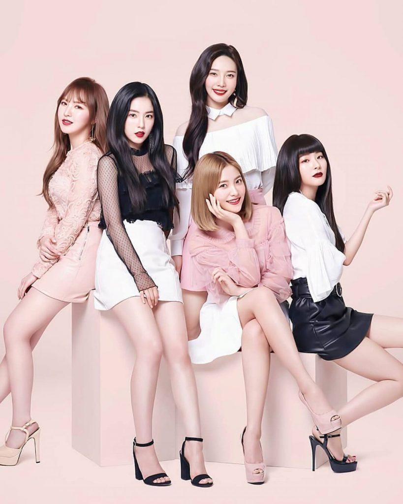 RED VELVET - ReVeluv - fandom - grupos de chicas de kpop