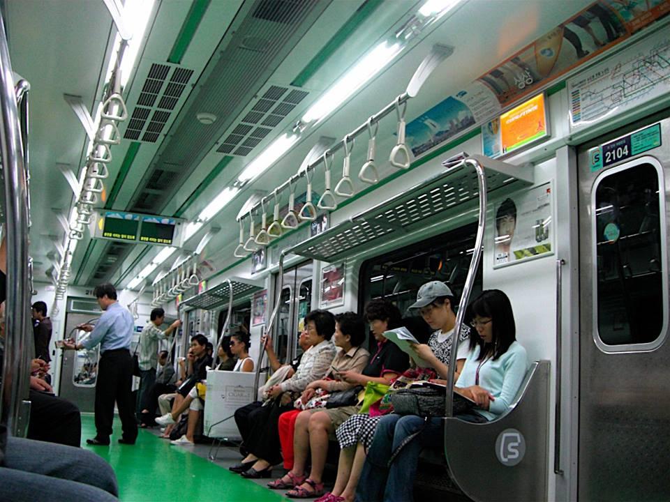 transporte-corea-comodidad-coreanos-coreanas