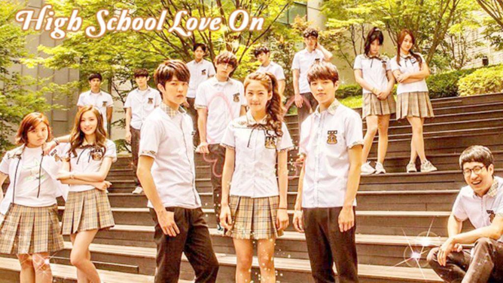 Drama /  High school- Love on