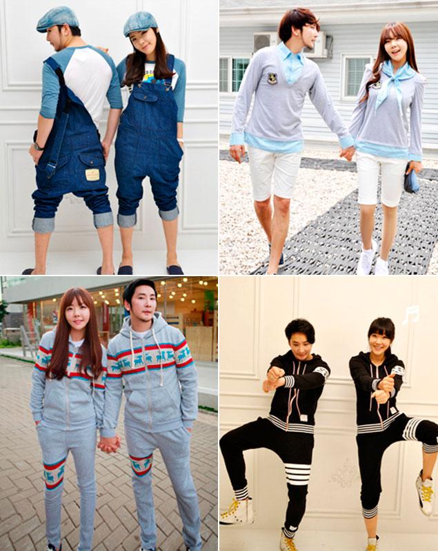 parejas-vestidas-igual-corea-hombre-mujer-chica-chico-coreanos-moda-estilo-fashionCuriosidades de Corea Del Sur