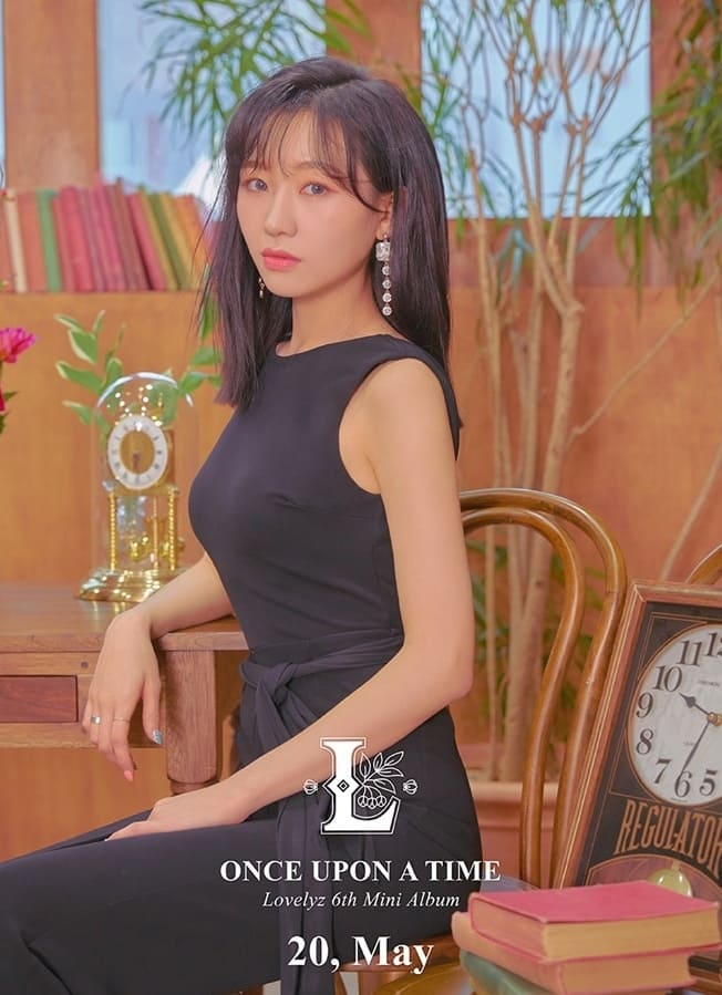 Su Jeong (Lovelyz) - ONCE UPON A TIME