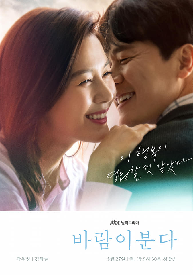 The Wind Blows drama coreano 2019- capitulos sub español - wallpaper