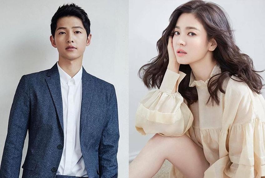 Song Joong Ki y Song Hye Kyo anuncian su divorcio. Realmente se Acabo?