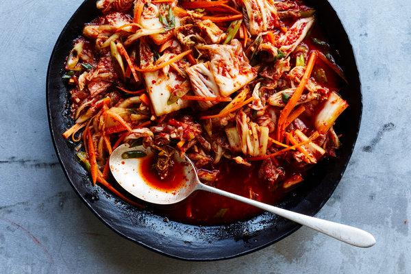 Bibimbap Kimchi Bulgogi Kimbap Gueranmari (omelette de huevo enrollado)-famosas comidas coreanas-chefs-recetas-receta