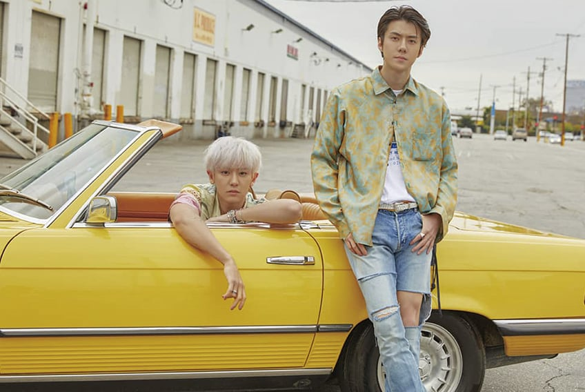 "EXO-SC  debuta con un increíble Vídeo Musical de ""What A Life"""