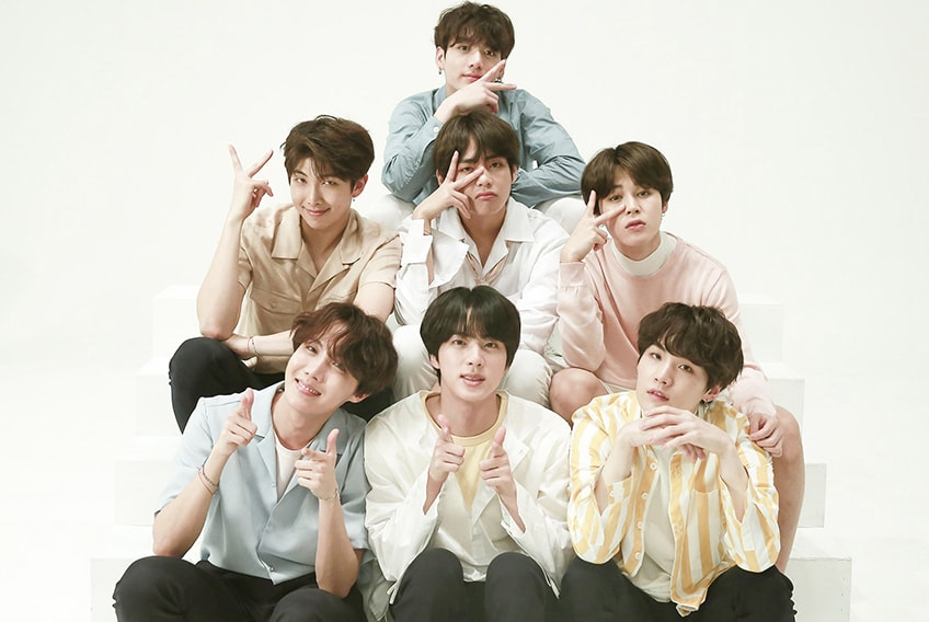 El Grupo De Kpop BTS Se Une A TikTok