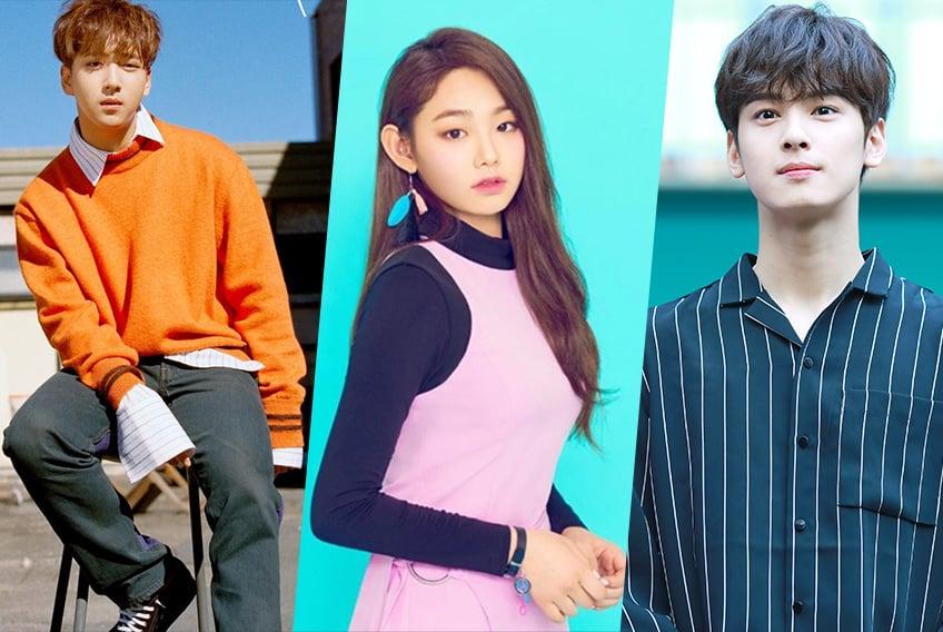 cantantes coreanos que son actores de dramas coreanos