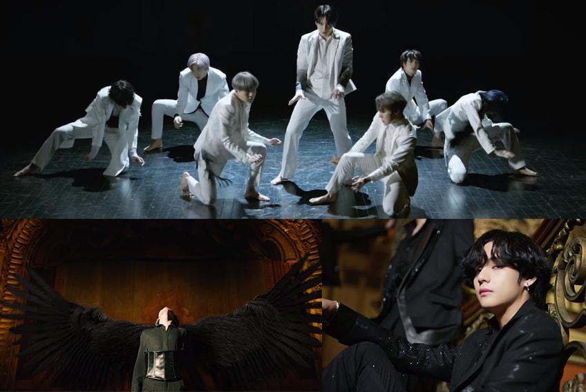 """BTS deja Asombrado a ARMY con un nuevo MV de """"Black Swan"""""""