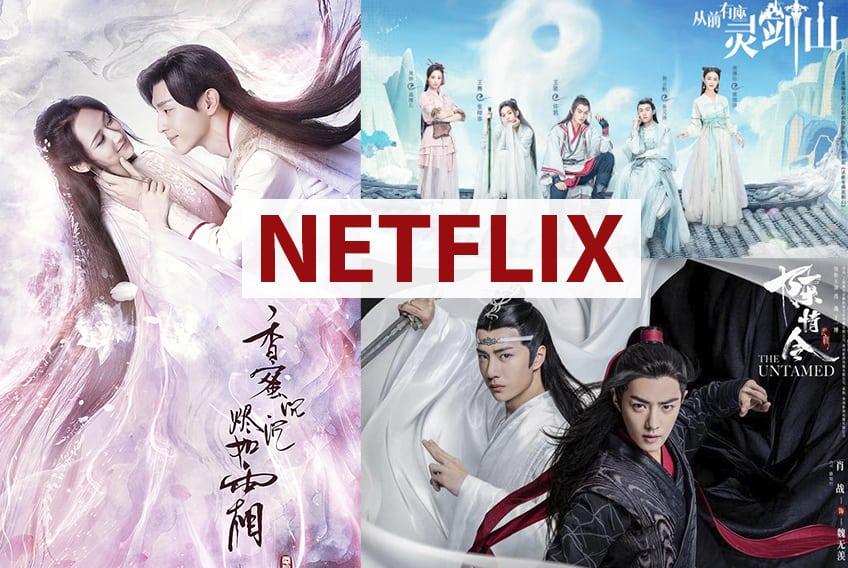Dramas Chinos Históricos y de Fantasía en Netflix