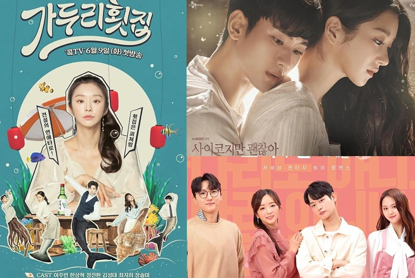 Próximos Estrenos de Dramas Coreanos de Junio 2020