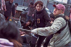Alive la Película Coreana de zombies de Park Shin Hye y Yoo Ah In