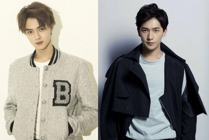 15 Actores Chinos Guapos y Populares 2020
