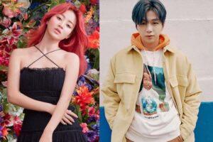 Jihyo de TWICE y Kang Daniel han terminado